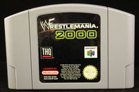 Nintendo 64 (N64): WWF Wrestlemania 2000 - Cart Only